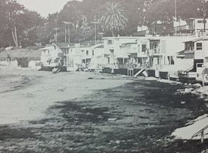 1969 Oil Spill Off Summerland / Edhat File Photo