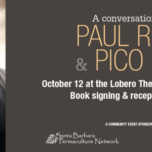 A Conversation With Paul Relis & Pico Iyer